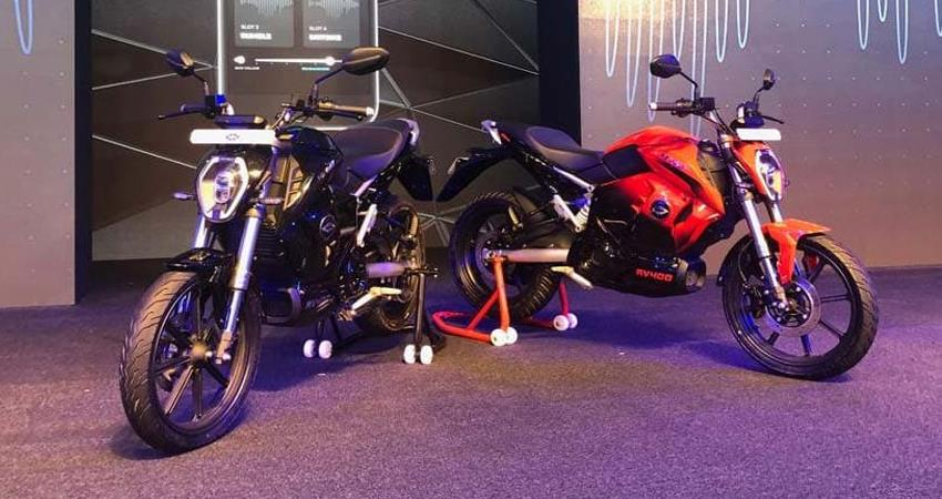 First electric bike to be launched on 7th August, Amazon is booking in