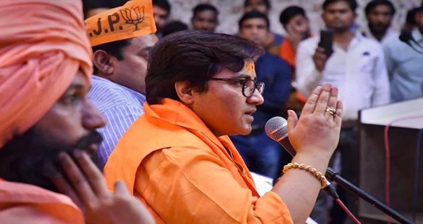 pragya singh thakur clarification on controversial statement nathuram godse