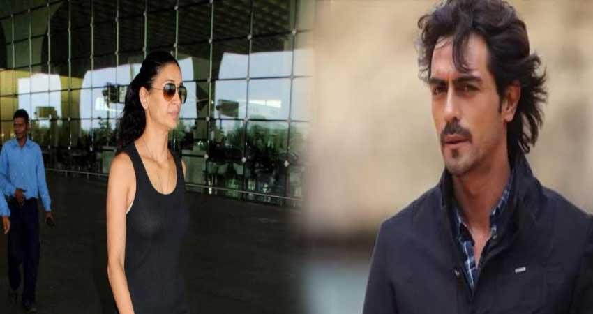 arjun rampal and mehr jesia divorce