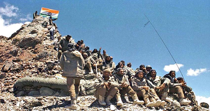 kargil war showed the world the real face of pakistan musrnt