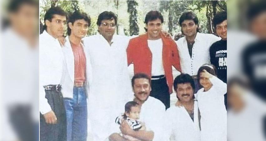subhash ghai shares throwback photo of kartik aaryan salman khan and aamir khan sosnnt
