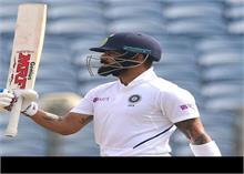 IND VS S. AFRICA: भारत ने 601 रन पर पारी घोषित की, कोहली 254 पर नाबाद