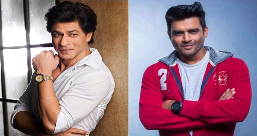 shahrukh khan to be cast in r madhavan upcoming film sosnnt