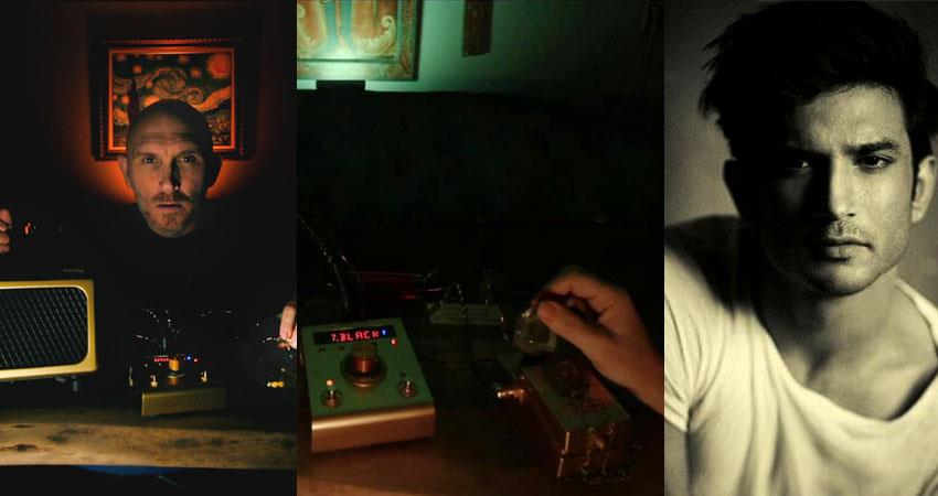 Sushant Singh Rajput spirit voice heard talks to paranormal expert Steve Huff video viral aljwnt