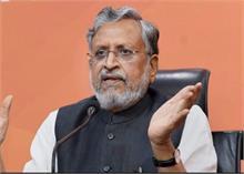 बिहार चुनाव पर बोले सुशील मोदी- कोई दल अपने बूतेसरकार बनाने की स्थिति में नहीं