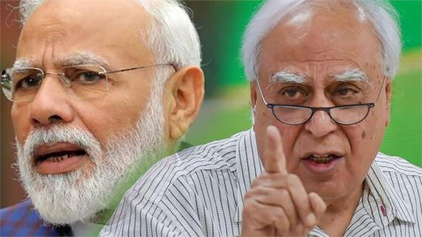 congress kapil sibal remind doctors plights to narendra modi bjp over mahabharata war