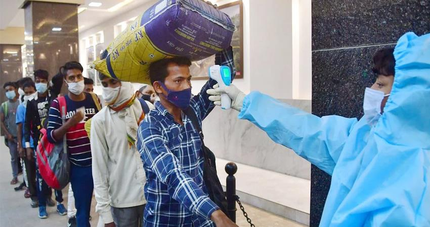 corona cases in country more than 43 thousand new cases in the last 24 hours prshnt