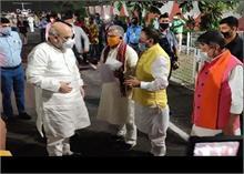 बंगाल दौरे पर अमित शाह, दलित और मटुआ परिवार के साथ खाएंगे खाना, TMC ने बताया 'पॉलिटिकल स्टंट'