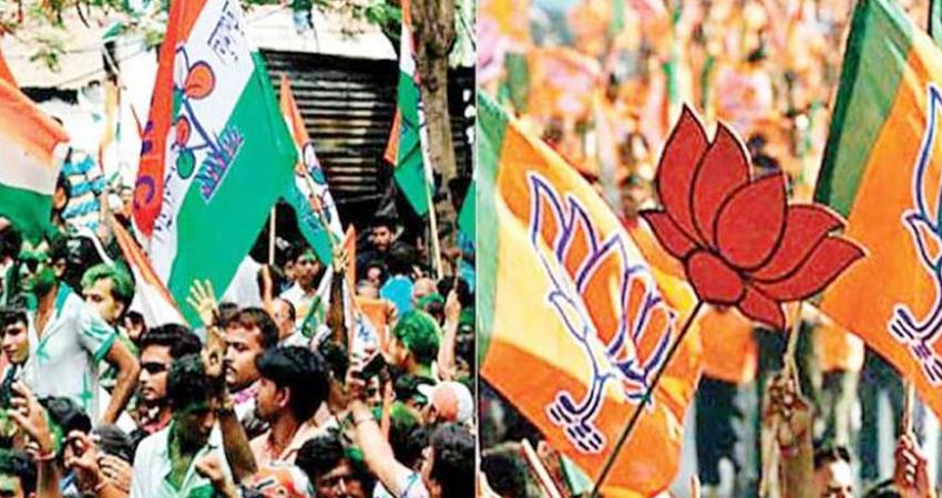 bengal election chuwani battle in bjp tmc accused of planning violence prshnt