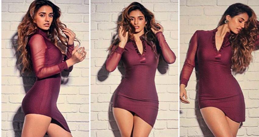 Disha Patani Hot And Bold Photos viral social media ANJSNT