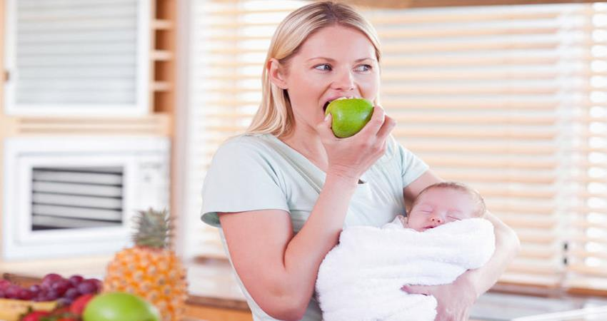 importand nutritions for breastfeeding mother sosnnt