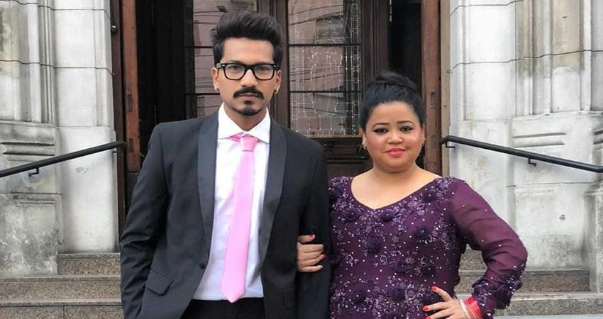 comedian-bharti-singh-and-husband-harsh-diagnosed-with-dengue-both-are-admitted-in-hospital