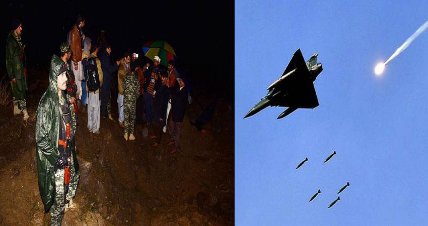 pilots awarded vayu sena medal (gallantry) for bombing balakot