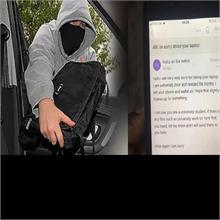 लैपटॉप चोरी करने के बाद सोशल मीडिया पर जारी किया माफीनामा, देखिए मजेदार ट्वीट