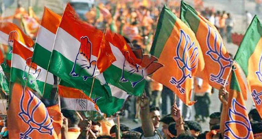 political mla and leaders angry with their own government punjab karnataka mp