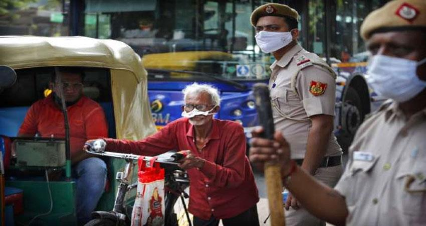 fines imposed on more than 25 thousand people in delhi djsgnt