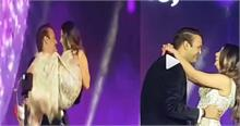 Video: संगीत सेरेमनी में रोमांटिक हुए आनंद, ईशा को गोद में उठाकर किया Kiss