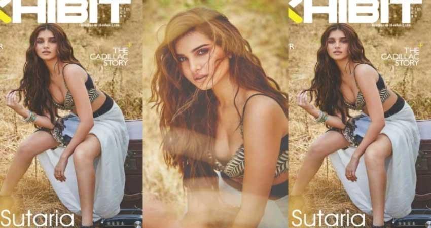 tara sutaria hot photoshoot viral on social media