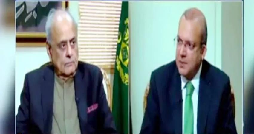 pakistani minister admitted that the world believes in india, not on pak