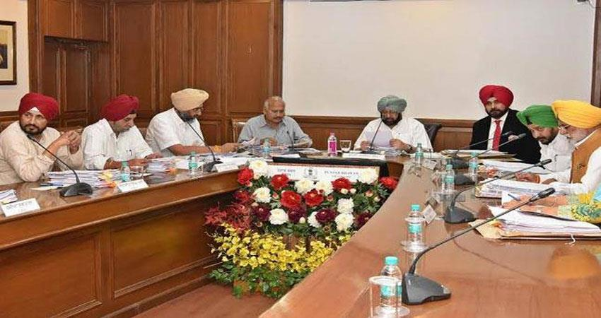 punjab: ministers boycott chief secretary for delay in decision on liquor policy musrnt