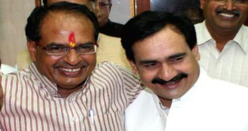 not easy way for shivraj singh chauhan narottam mishra hints obstacles