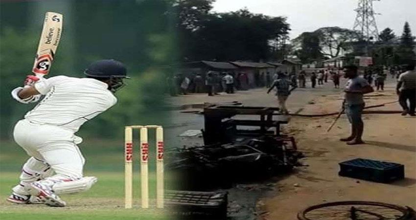 ranji matches canceled in assam and tripura due to curfew