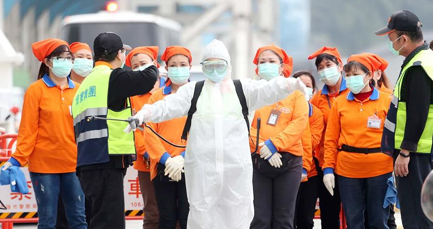 WHO receives signs of outbreak of Corona virus from Wuhan US media report PRSHNT