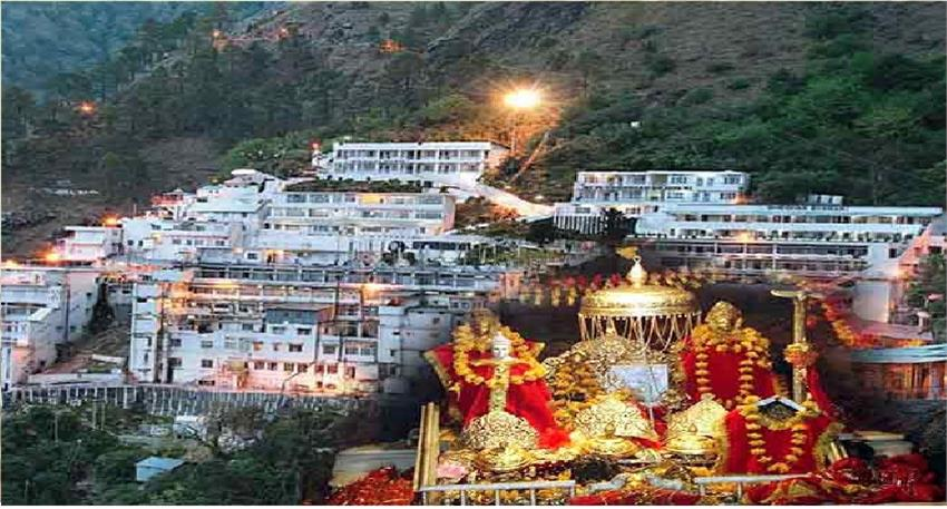 some priests only allowed in vaishno devi mandir for worship djsgnt