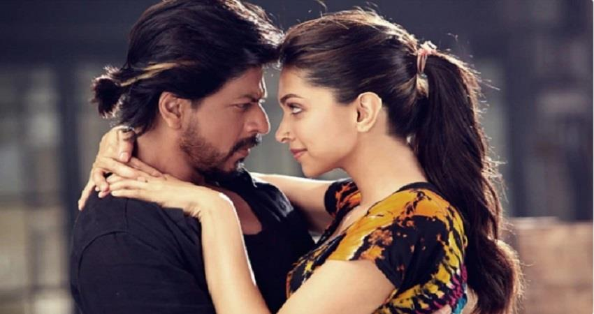 shah rukh khan and deepika padukone to shoot a song of pathan movie in spain