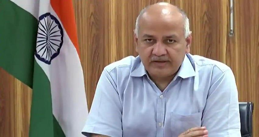 manish sisodia appeal to lg anil baijal for old policy of home isolation kmbsnt