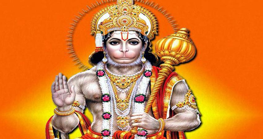 what is the importance of praying hanuman in tuesday