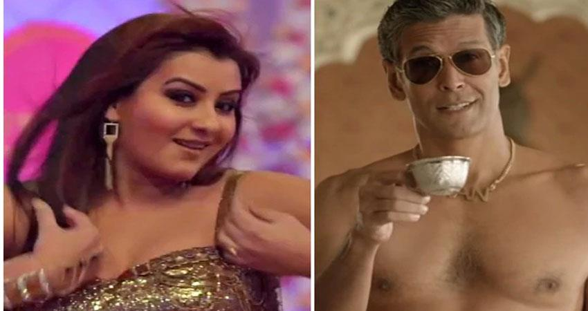 milind soman will be seen in this web series of shilpa shinde first look revealed anjsnt