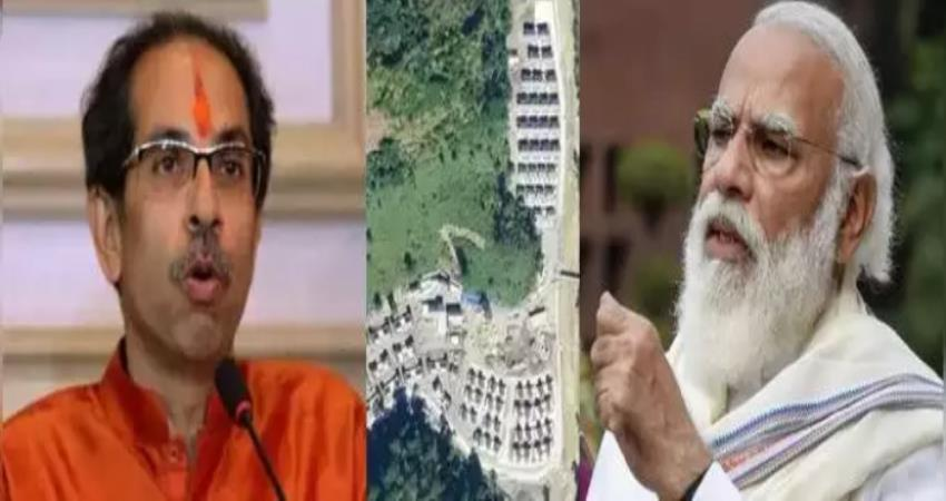shiv sena saamana attack bjp tandav controversy arnab goswami whatsapp chat pragnt