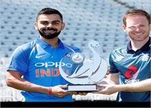 कृष्णा और कृणाल के पहले मैच में धमाल से भारत ने इंग्लैंड को दी मात