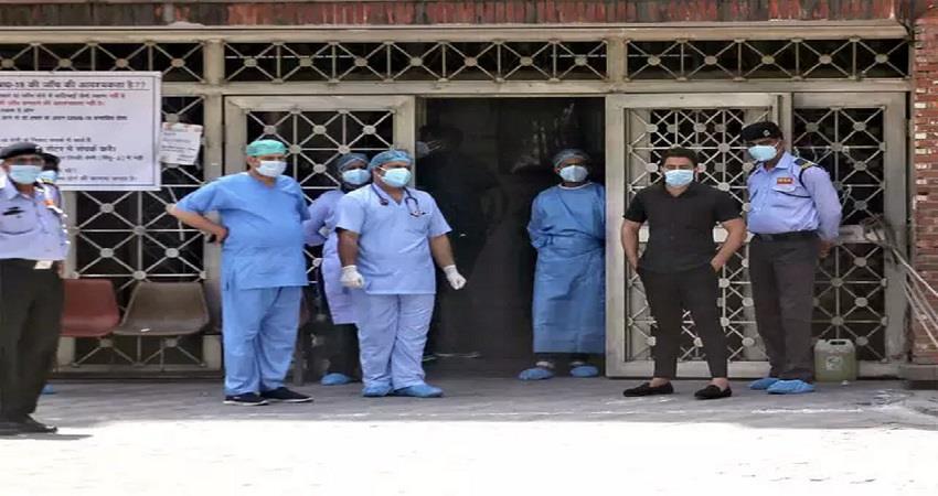 delhi govt statement on corona deaths in delhi kmbsnt