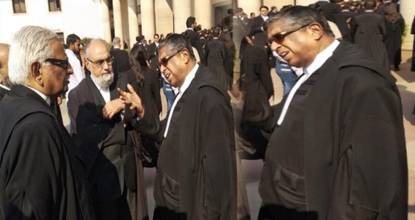 Ayodhya Case Verdict supreme court Judgement ram lalla lawyers CS Vaidyanathan
