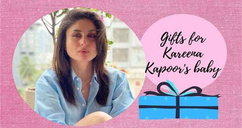 gifts arriving at kareena house before her delivery video viral sosnnt