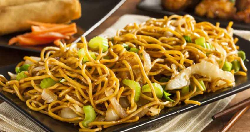 eating chowmein dangers for your health