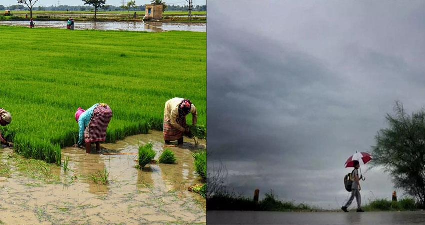 Meteorological Department this year monsoon will be normal PRSHNT