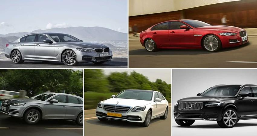 3000 luxury cars not sold in the first six months of the year