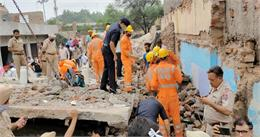 पंजाब: मोहाली जिले के डेराबस्सी में गिरी इमारत, दो की मौत, बचाव में जुटी NDRF की टीम