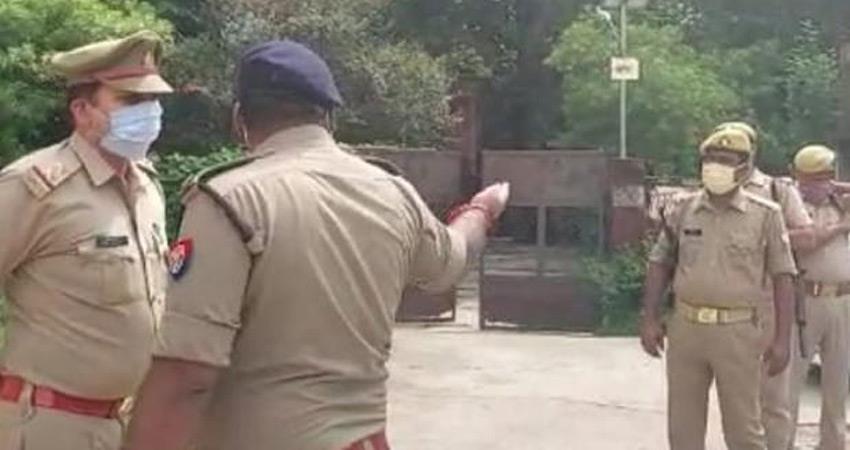 Uttar Pradesh Case filed against 14 people in Mau under conversion conversion ordinance rkdsnt