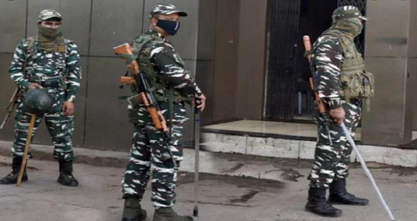 delhi chief medical officer of crpf has tested positive for covid19 kmbsnt