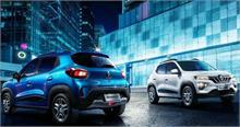 Renault Kwid पर बनी सिटी K-ZE इलेक्ट्रिक से उठा पर्दा, भारत में भी लॉन्च हो सकती है ये कार