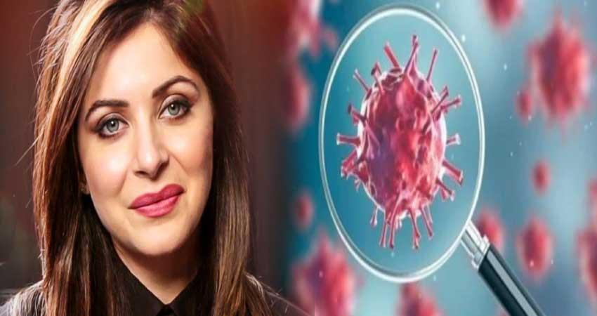 Image result for kanika kapoor corona virus