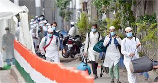 Lockdown: तबलीगी जमात में शामिल 503 लोगों की हरियाणा सरकार ने की पहचान