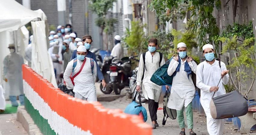 503 people of haryana were involved in tabligi jamaat sohsnt