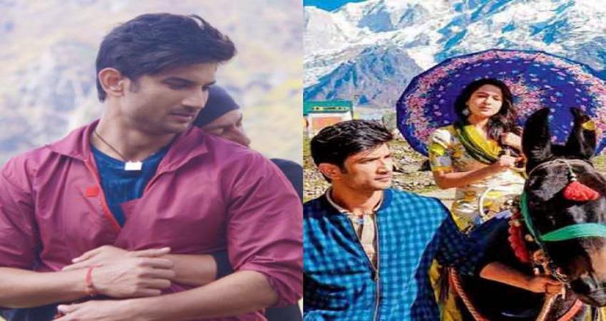 abhishek kapoor wrote emotional not on 2 years of sushnat film kedarnath sosnnt