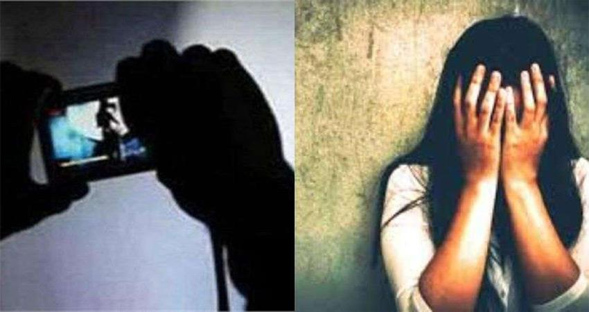 madhya pradesh chitrakoot mau police station rape crime news