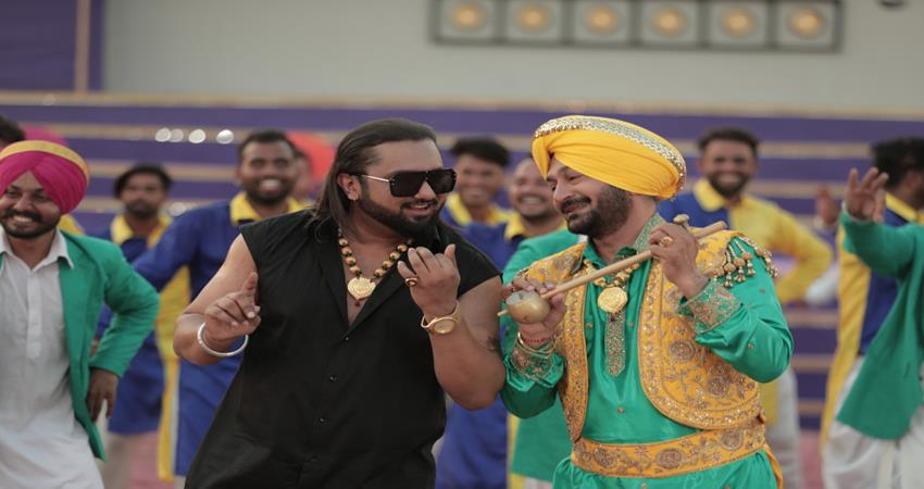 honey singh song gur nalo ishq meetha song release